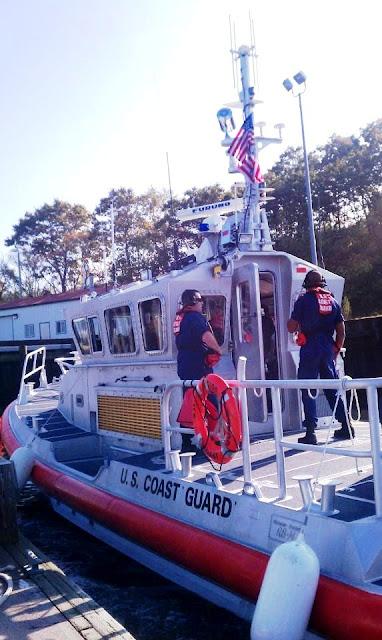 45' Medium Response Boat
