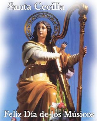 Dia De Santa Cecilia | Patrona De Los Musicos