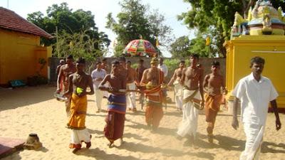 வெருகல் அருள்மிகு ஸ்ரீ சித்திரவேலாயுதர் ஆலயம்