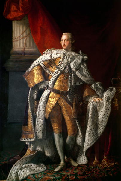 the abuses of king george iii On this day in 1774, the first continental congress sends a respectful petition to  king george iii to inform his majesty that if it had not been for the acts of.