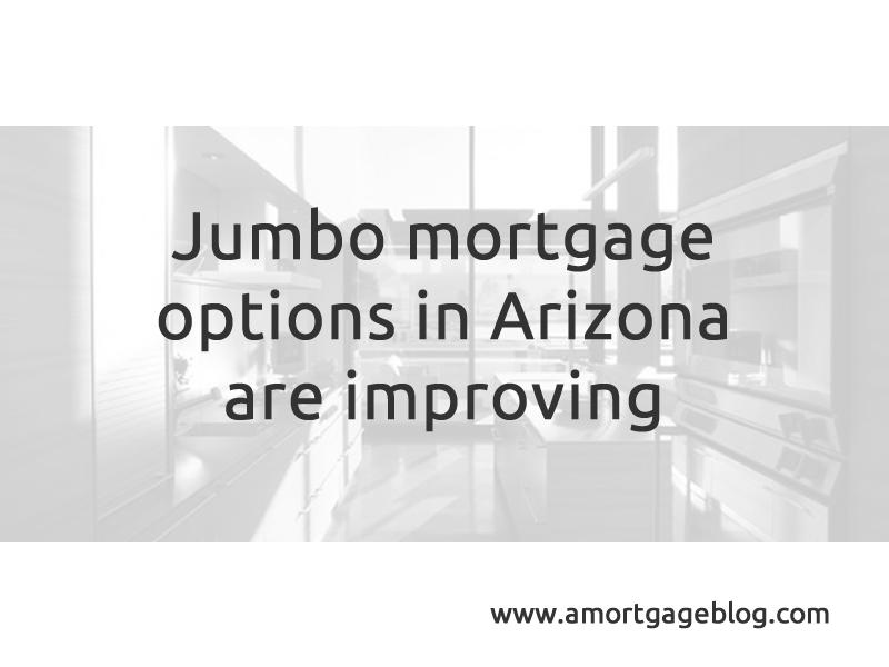 Jumbo Loan Arizona
