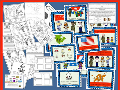 https://www.teacherspayteachers.com/Product/Veterans-are-Heroes-For-Little-Kids-950920