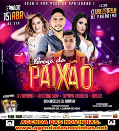 CLUBE ESTRELA DE PAUDALHO - BREGA DA PAIXÃO.