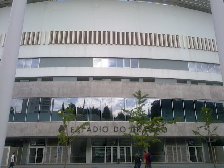 ENTRADA PRINCIPAL DO ESTÁDIO