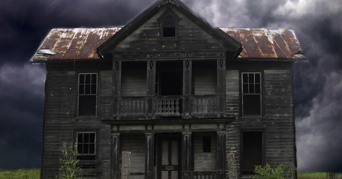 Haunted House Plan Out
