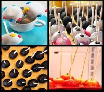طريقة عمل -مصاصة الكوكيز-اللولى بوبس-مصاصة الفراولة-مصاصة للأطفال-مصاصة فى البيت