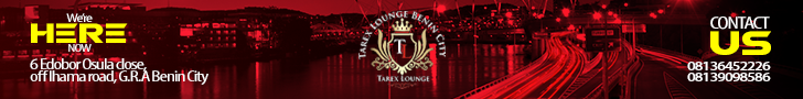 Tarex Lounge, Benin City