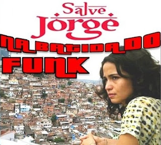 Capa CD Salve Jorge – Na Batida do Funk (2013) Baixar Cd MP3