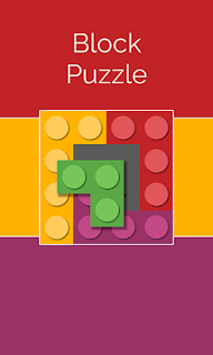 Screenshots of the Block puzzle for Android tablet, phone.