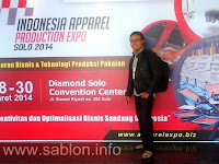 Indonesia Apparel Production Expo - Solo 2014
