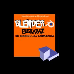 blender euskaraz