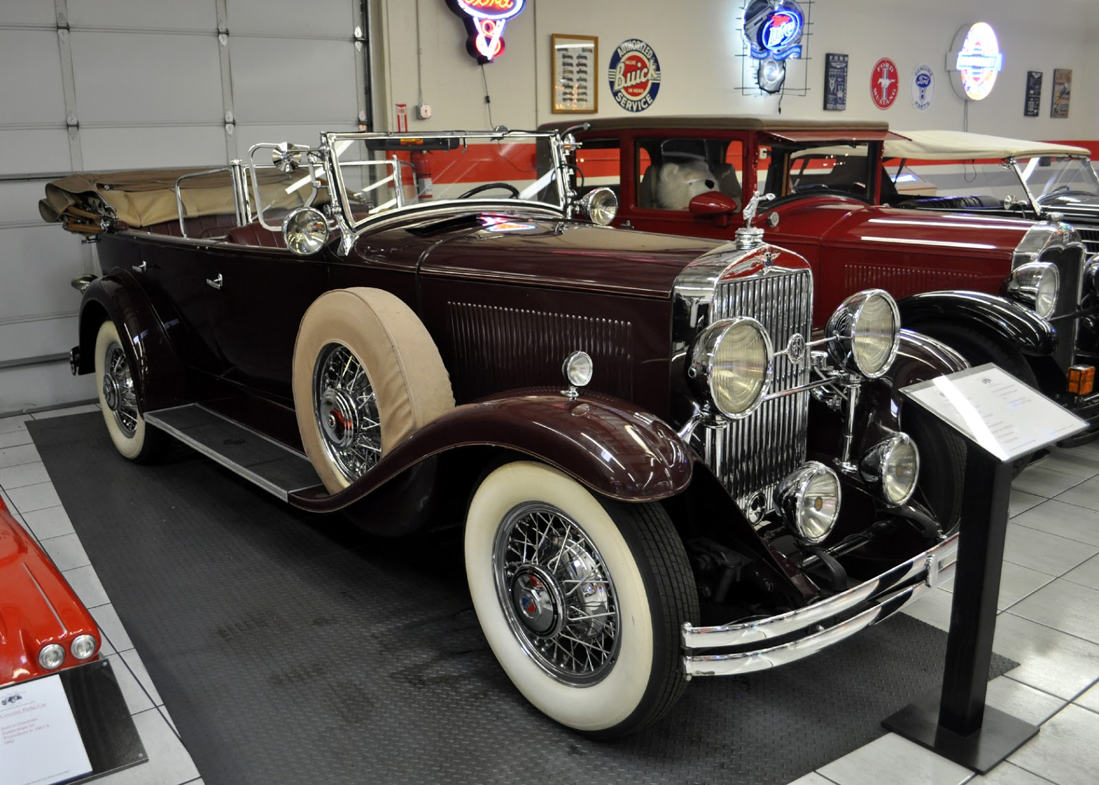 Martin Auto Museum >> Just A Car Guy The Martin Auto Museum Of Phoenix Arizona
