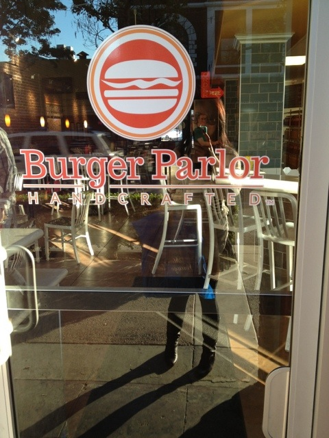 burger parlor in fullerton california