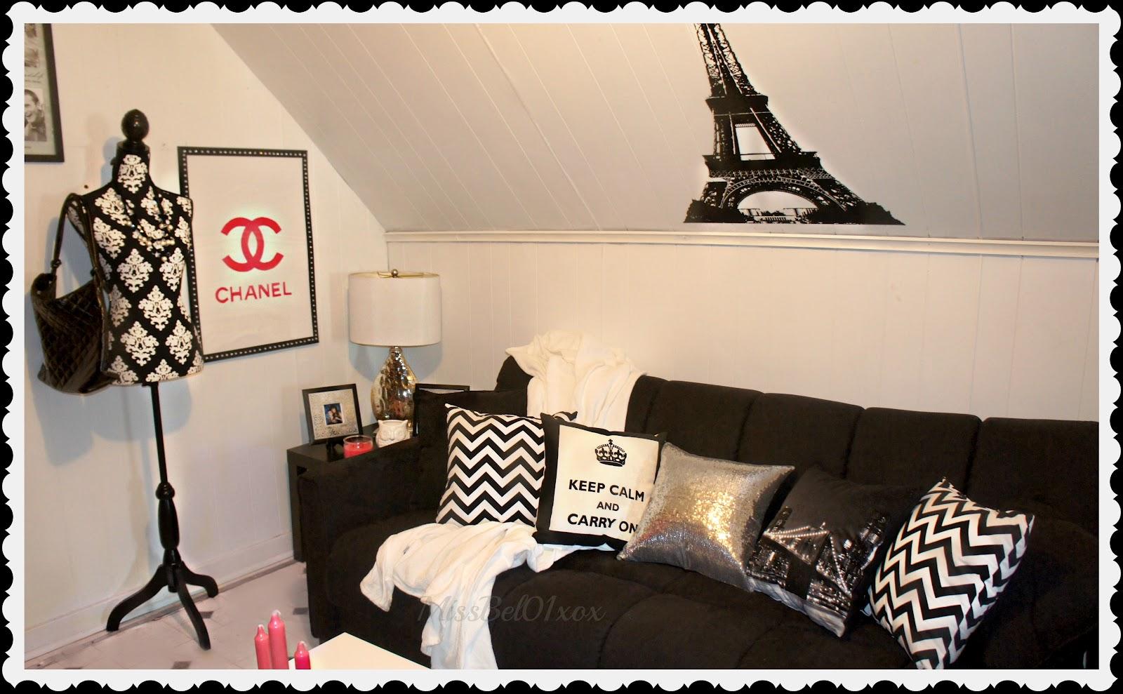 BelindaSelene: Romantic/Modern Style Living Room