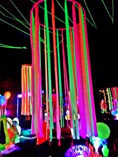 Festa Neon Guia Tudo Festa Blog De Festas Dicas E
