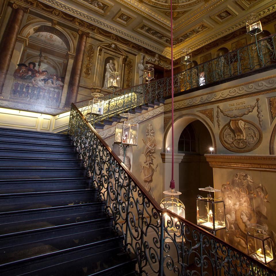 Duchess Kate A Spooky Look At Kensington Palace