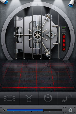 The Heist Free App Game By Tap Tap Tap