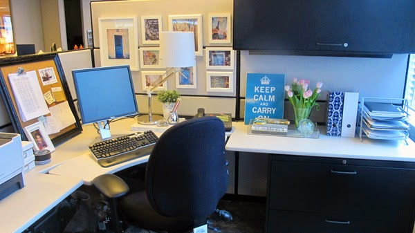 Know your limits for Cool cubicle decor