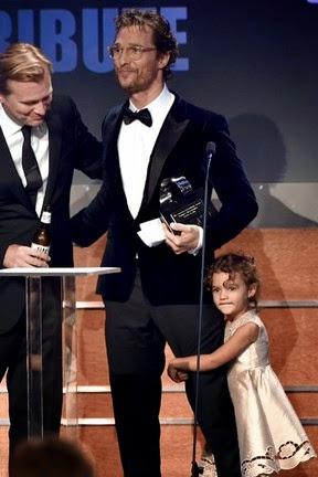 Matthew McConaughey daughter Vida with