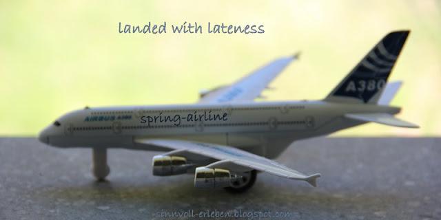 Sinnvoll erleben sinnvoller leben mit versp tung - Flugzeug basteln mit kindern ...