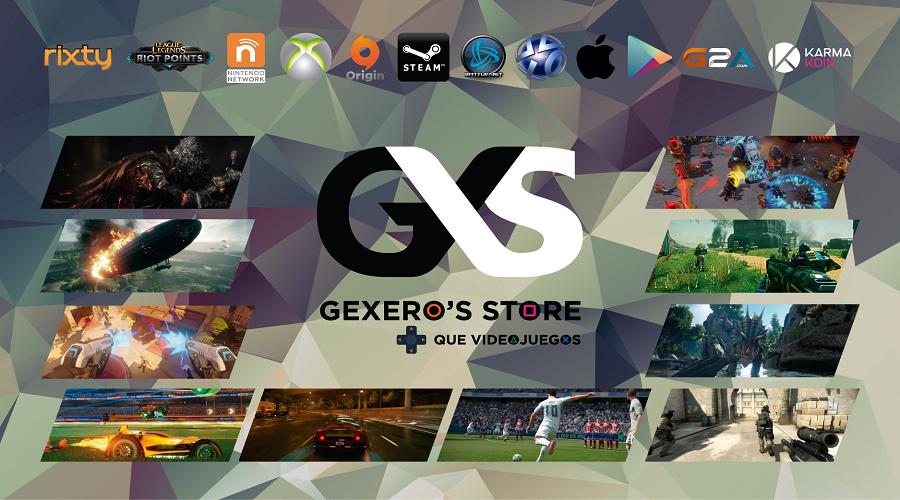 GeXero's Store
