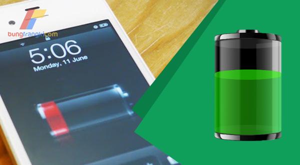 Tips Menjaga Baterai HP Agar Tahan Lama Tidak Cepat Habis
