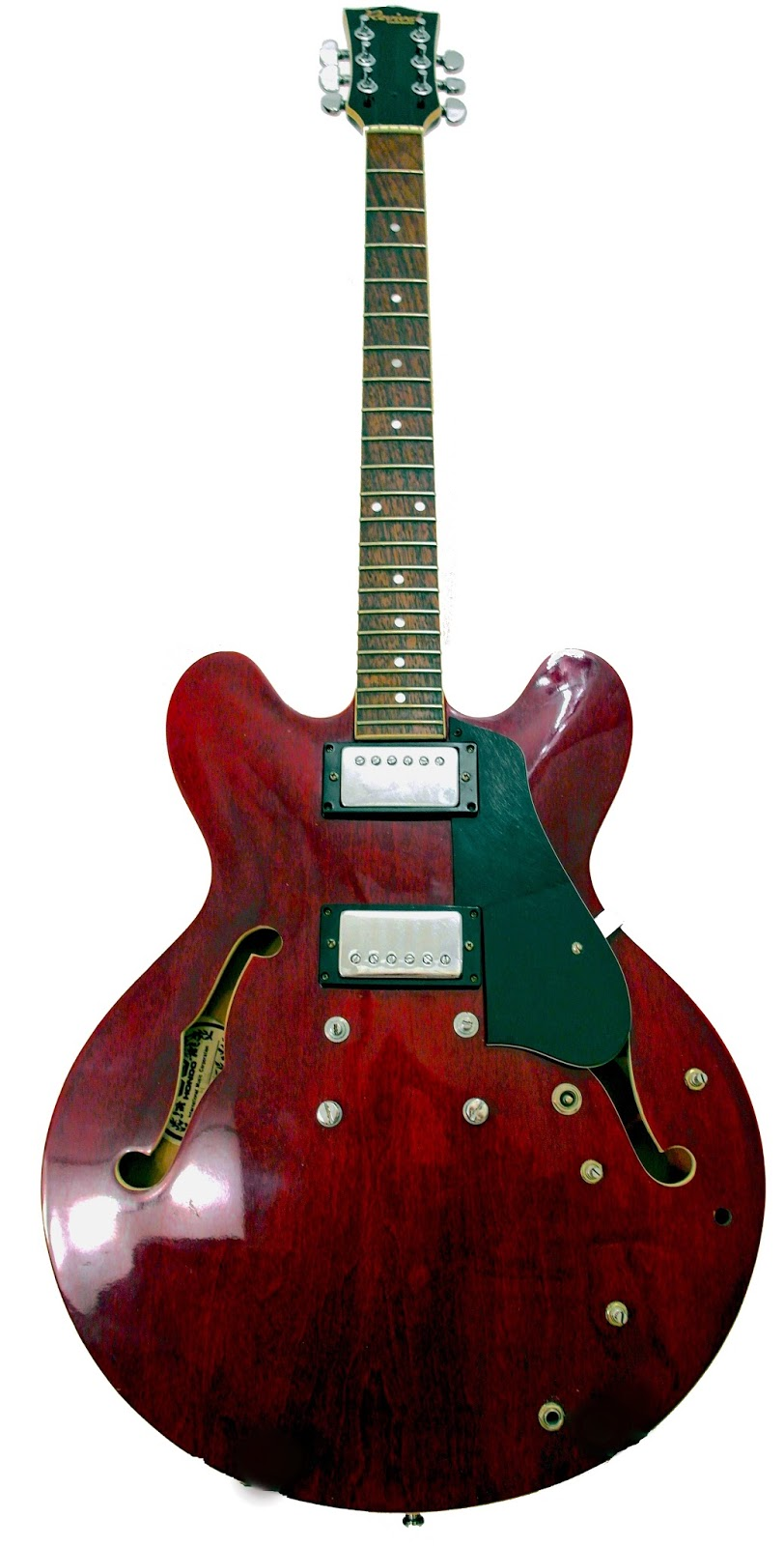 What Hondo Guitar My Knowledge Base For Guitars Audio Systems Also Gibson 335 Wiring Diagrams As Well The Little Information That I Could Find At Time Was Scattered And Often Controversial Apparently 70s 80s Industry Hadnt Yet Grown To Idea