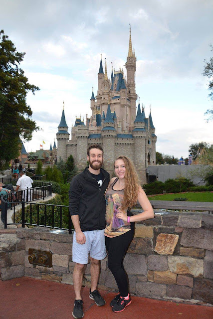 first visit at Magic Kingdom