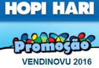 Promoção Hopi Hari 2016