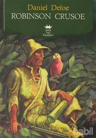 Şu An Okuyorum -Robinson Crusoe