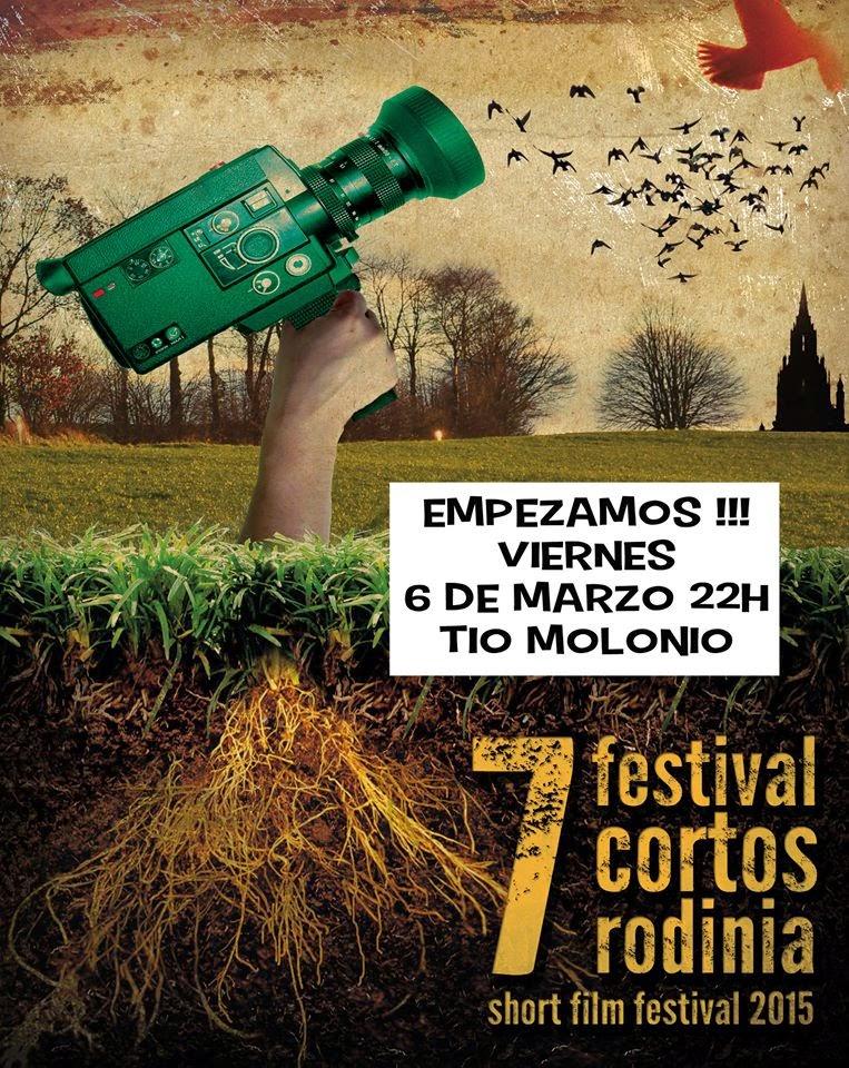 Empezamos 7º Festival Cortos Rodinia