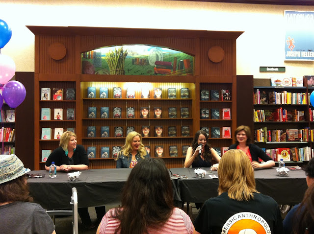 A Night With Some Fierce Reads Authors
