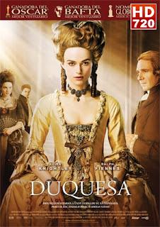 Ver peliculas La duquesa (2008) gratis