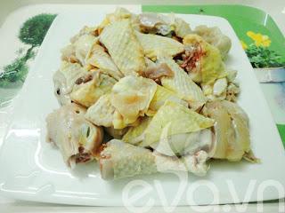 Ngon cơm với gà kho gừng