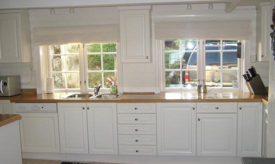 Bytte kjøkkenfronter hth