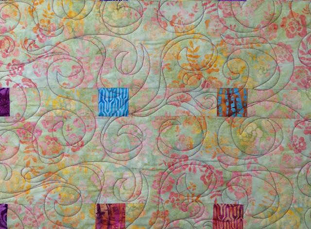 Jean Tucker's Batik Quilt