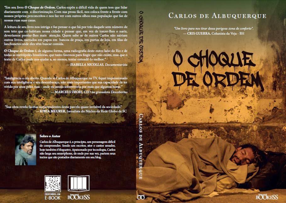Quer ajudar? Compre meu livro: O Choque de Ordem / para comprar clique na imagem.