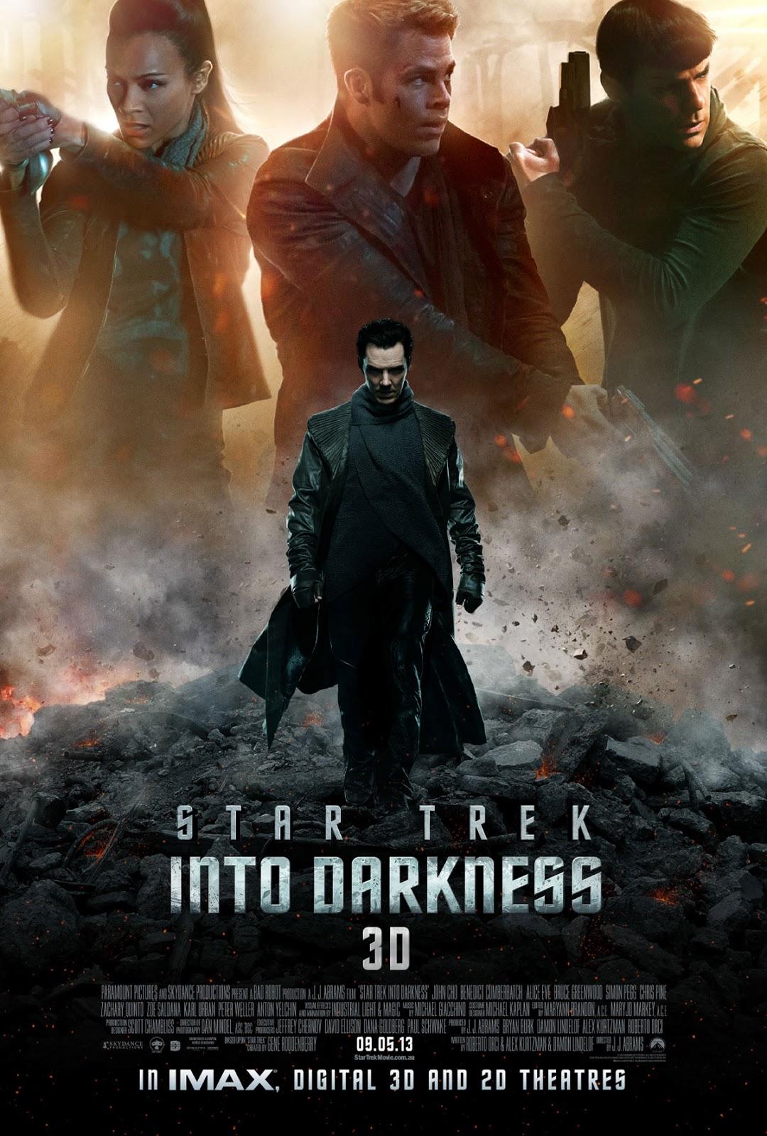 Star Trek Into Darkness / Пропадане в мрака (2013)