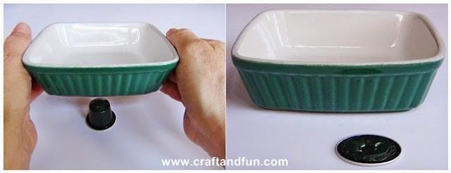 Un bougeoir avec des capsules nespresso hobby 39 s de nadou - Bricolage utile maison ...
