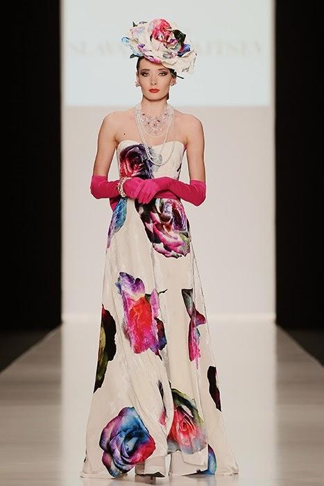 модные платья весна 2012для девушек з полнотой