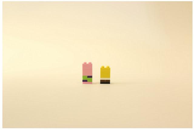 Lego Minimalisten - Seite 2 Patrick+Star+and+Spongebob+Squarepants