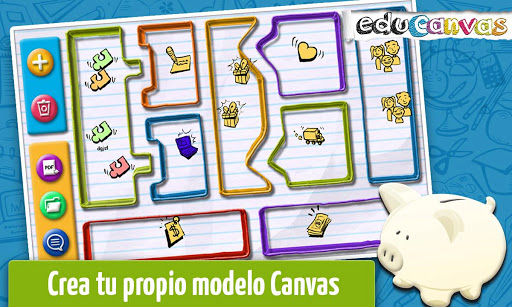 app modelo canvas