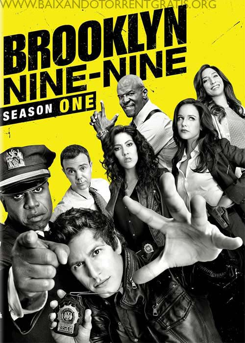 Brooklyn Nine-Nine 1ª Temporada Torrent - BluRay 720p Dublado