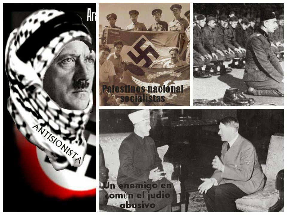 PALESTINA/ISRAEL - Página 16 Hitler%2Bpalestino