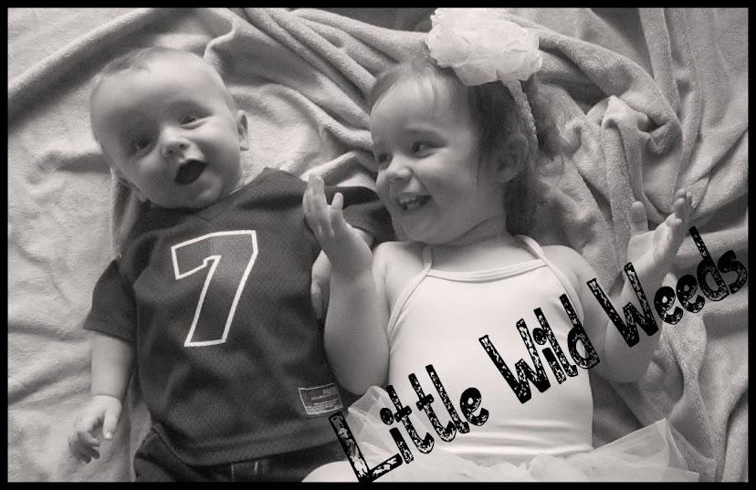 Little Wild Weeds