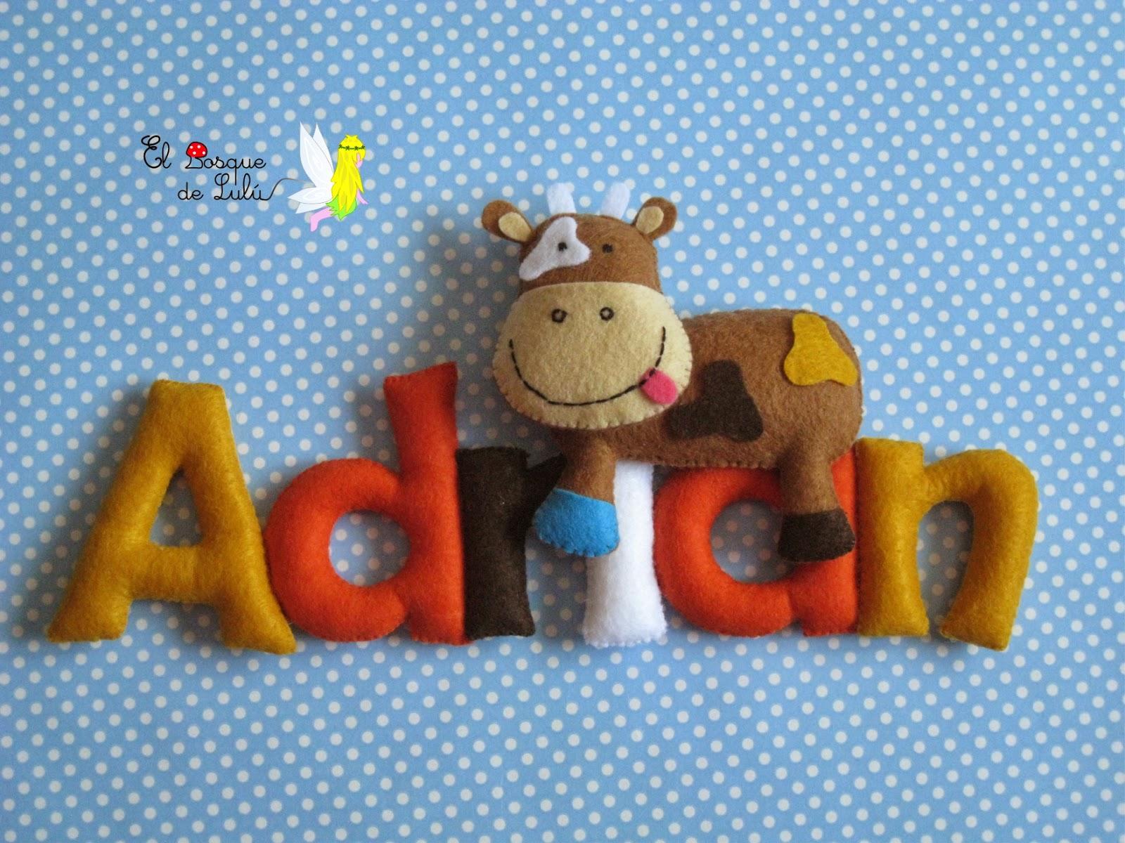 nombre-decorativo-fieltro-letrero-infantil-detalle-nacimiento-personalizado-Adrian-regalo