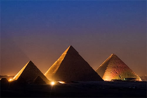 an introduction to the history of pyramid of the sun Fascinating facts about the invention of sunglasses  noun / sun lass: definition: sunglasses  polaroid filter, oakley, invention, story, facts, history,.