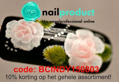 NailProduct kortingscode