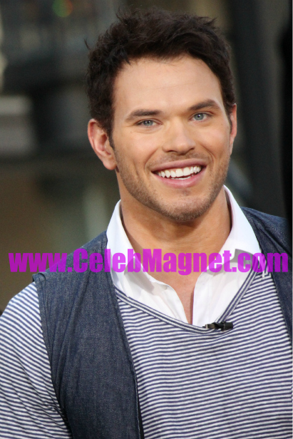 Kellan Lutz eyes