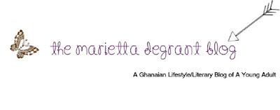 The Marietta DeGrant Blog